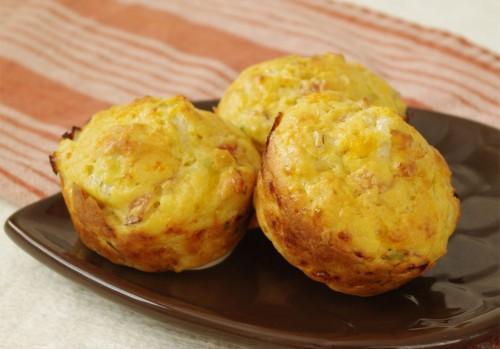 KAMUT Breakfast Muffins