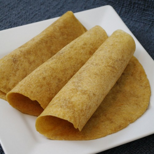 Whole Wheat Tortillas with KAMUT