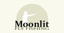 Moonlit Fly Fishing and Tenkara lines and Gear