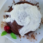 Spelt Chocolate Pancakes