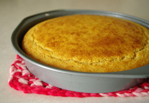 Whole Grain Corn Bread, corn-free