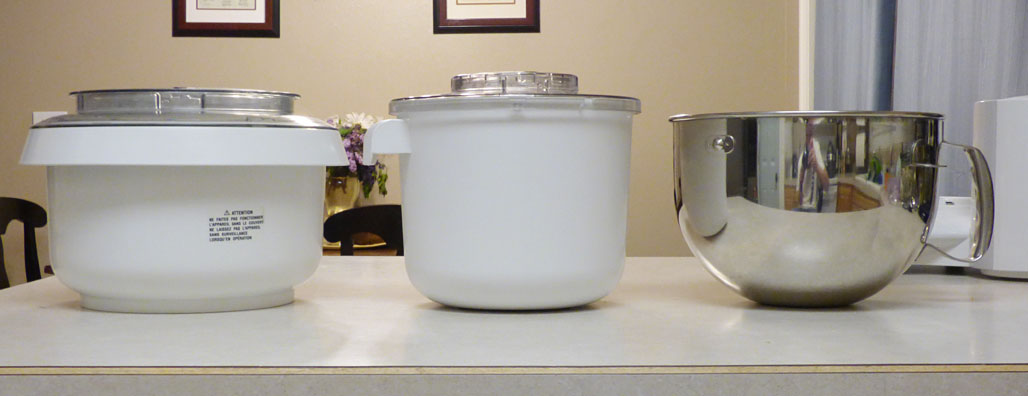 mixer bowl-comparison