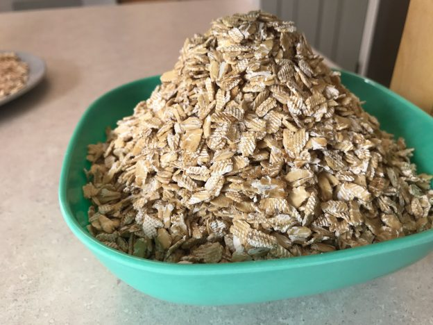 Make Rolled Oats & Flaked Grains